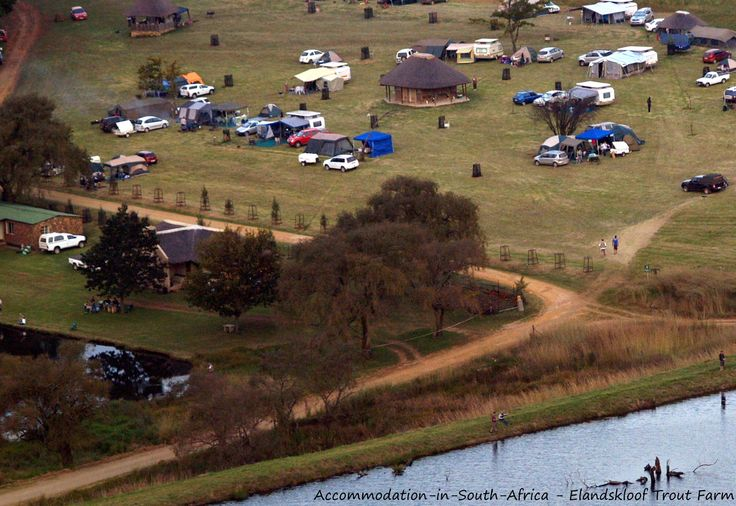 Camping at Elandskloof Trout Farm. http://www.accommodation-in-southafrica.co.za/Mpumalanga/Dullstroom/ElandskloofTroutFarm.aspx