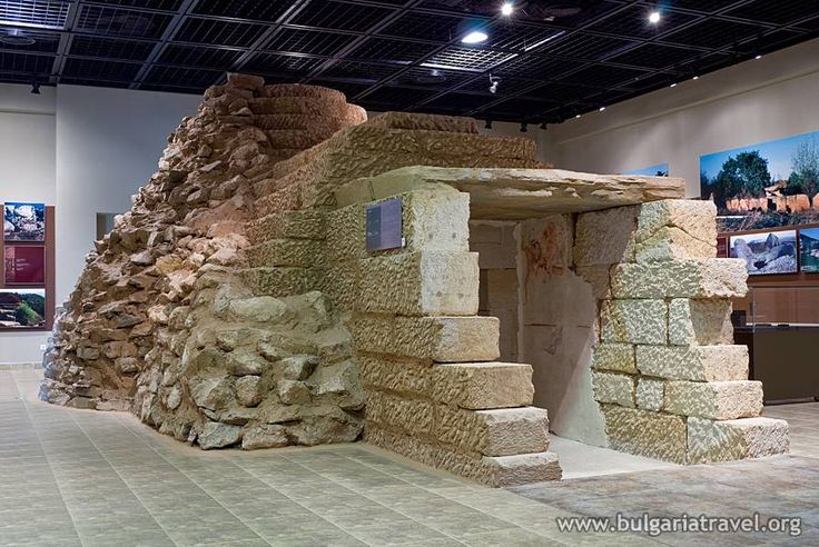 Tomb of Alexandrovo, Александовска гробница - музей