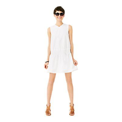 Smocked Tank Dress- Kate Spade Saturday