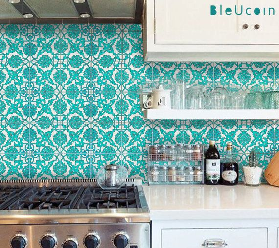 Wall Tiles For Kitchen In India: Best 25+ Painted Tiles Ideas On Pinterest