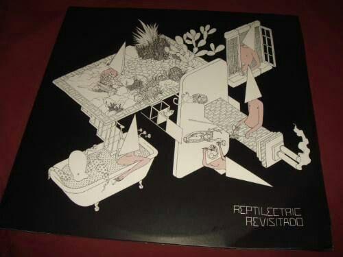 Zoé - Reptilectric Revistado - Vinil