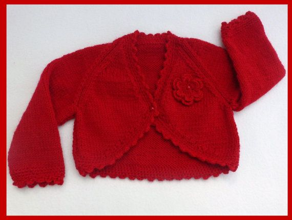 70 best Baby Girls Knitwear images on Pinterest | Handmade gifts ...