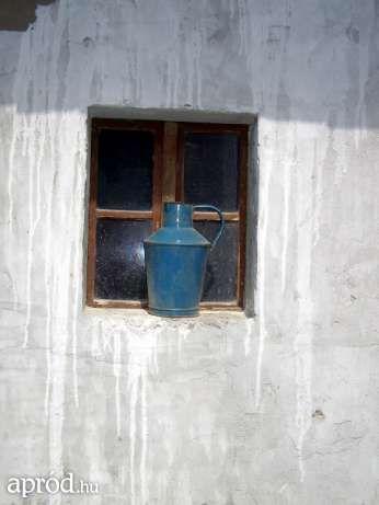 rural house window, Hungary