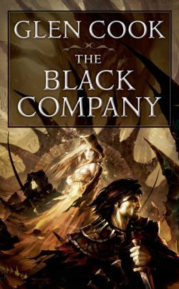 First book in the Black Company series. 10 books in total. Some feel the Lady, newly risen from centuries in thrall, stands between humankind and evil. Some feel she is evil itself. The hard-bitten men of the Black Company take their pay and do what they must, burying their doubts with their dead.    Until the prophesy: The White Rose has been reborn, somewhere, to embody good once more.