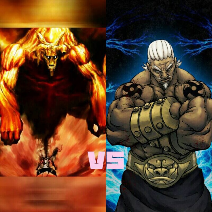 killer bee vs raikage #naruto
