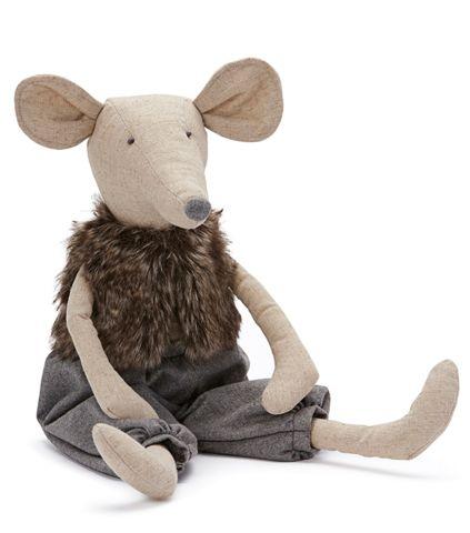 Nana Huchy Moshie Mouse - Neive & Me