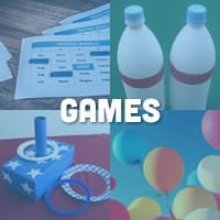 Games provide social opportunities and can be adapted to suit a wide range of physical limitations. Here are some fun and creative games to enjoy!