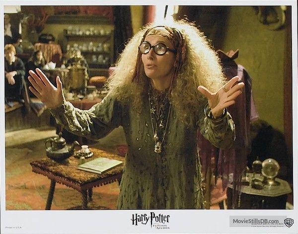 Harry Potter And The Prisoner Of Azkaban Lobby Card Harry Potter Characters Emma Thompson Harry Potter Costume
