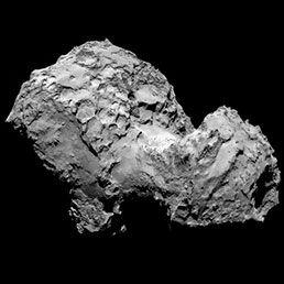 Rosetta è arrivata alla cometa a forma di «papera di gomma» - Il Sole 24 ORE