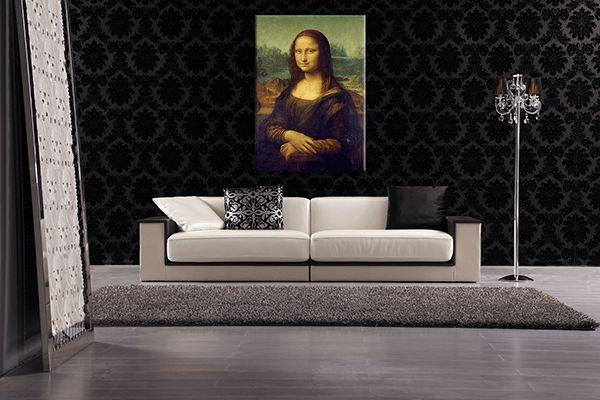 Mona Lisa – Leonardo da Vinci - 10 Najbardziej Znanych Obrazów - Fedkolor.pl