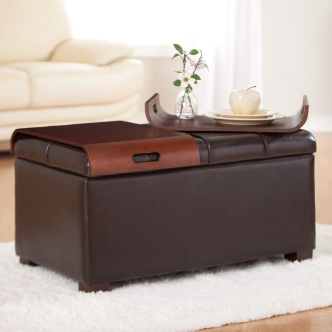 13 best Coffee Tables with Seating images on Pinterest Ottoman