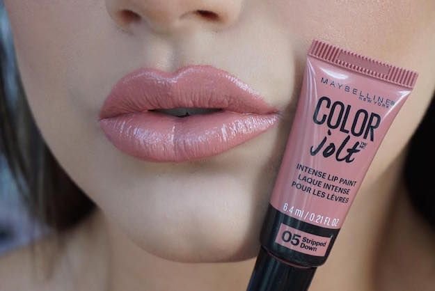Stripped Down Color Jolt by Maybelline | 13 Winter Lipstick Shades Your Makeup Bag Needs