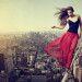 Trucos de moda para chicas altas