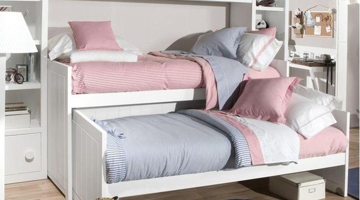 Camas nido dormitorios infantiles for the home - Dormitorio infantil cama nido ...