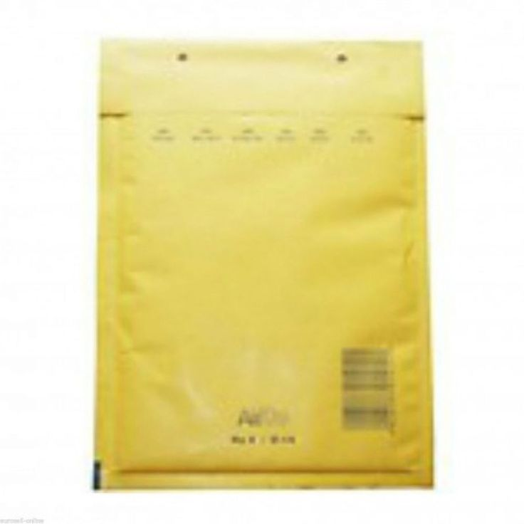 50 Stück Profi Luftpolster Taschen Warensendung Büchersendung Umschläge D/4 1