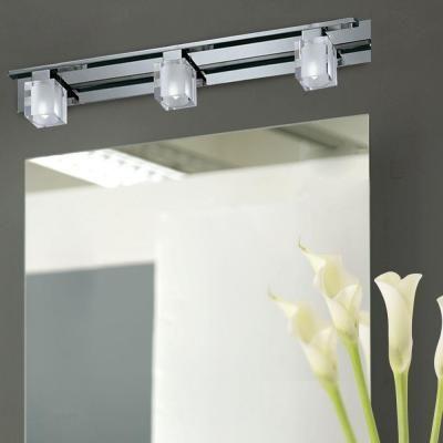 Image On Eglo Tanga Light Chrome Vanity A at The Home Depot Bathroom LightingSingle