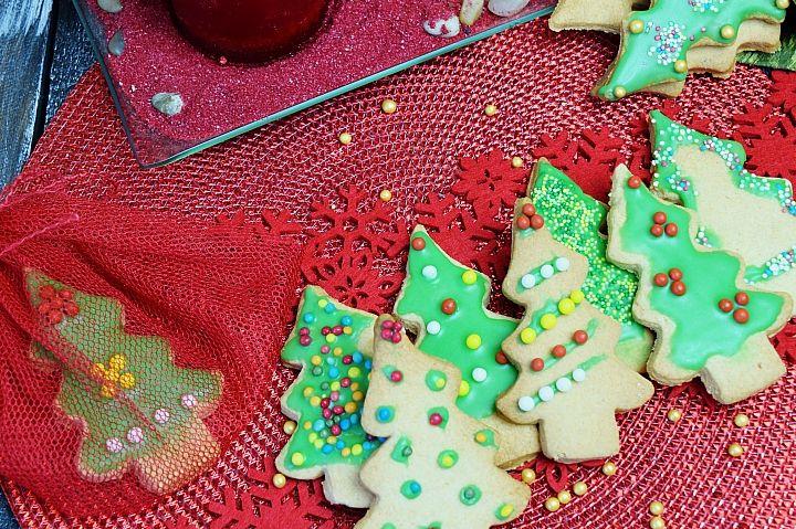 Набор для выпечки печенья- возможность быстро приготовить праздничное печенье