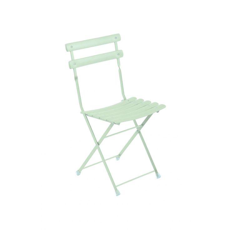 Emu - Arc En Ciel Folding Chair white | nunido.