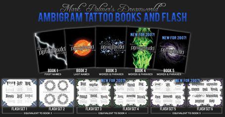 Advance Ambigram Tattoos Generator