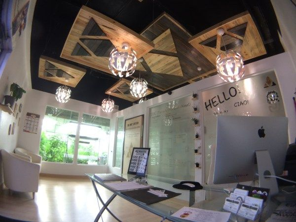 Cannabis dispensary design breaking negative stereotypes the o 39 jays medical and interiors - Cannabis interior ...