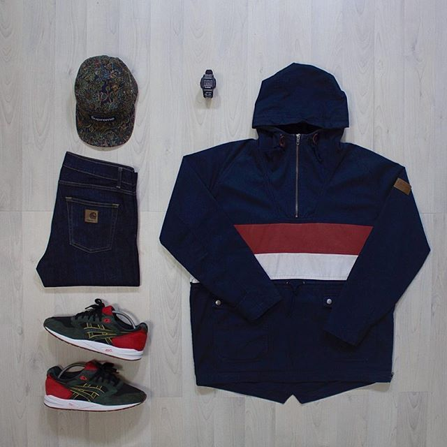 WEBSTA @ hyenaseverywhere - Today's outfitgrid:Cap: Supreme Paisley…