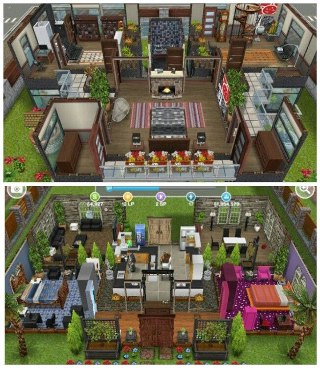765 best Sims freeplay house ideas images on Pinterest | House ...