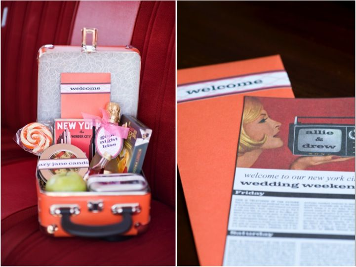 Wedding Magazine Subscription Gift: 25+ Best Ideas About Welcome Baskets On Pinterest