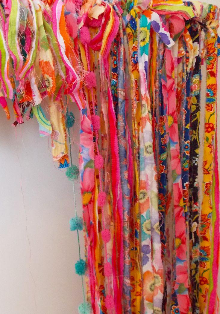 #Bohemian Chic #Curtain Home Decor Crafts Art DIY Scherer Beautiful Living