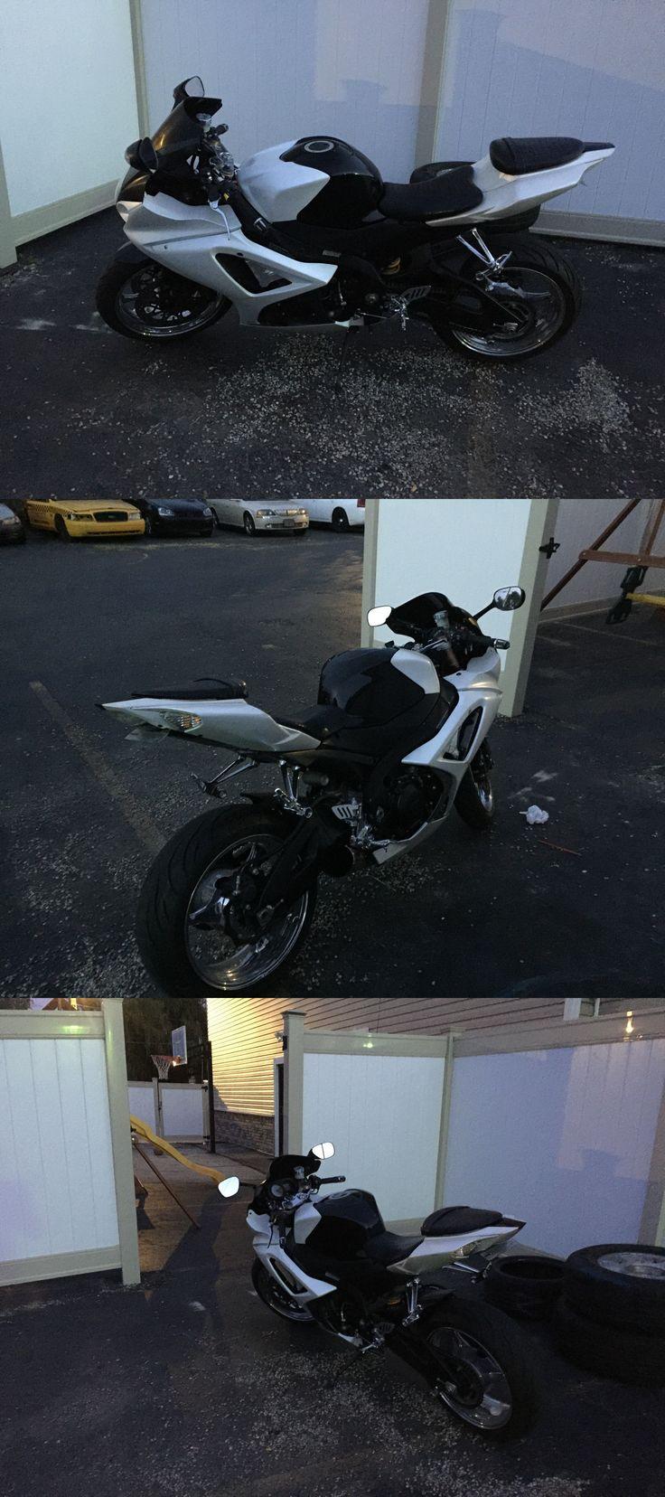 Motorcycles: 2007 Suzuki Gsx-R 2007 Suzuki Gsx-R 1000 -> BUY IT NOW ONLY: $5500 on eBay!