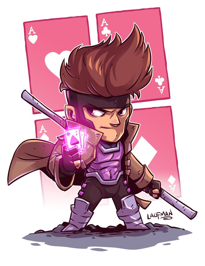 Ring in the new year with Gambit! Have a safe and Happy New Year everyone…