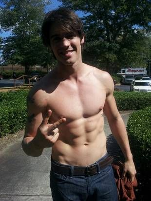 Steven McQueen - Jeremy Gilbert from The Vampire Diaries