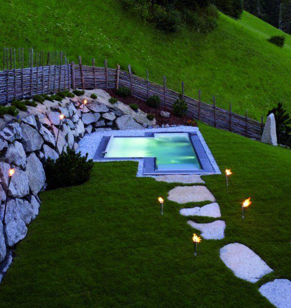 17 best ideas about whirlpool garten on pinterest | whirlpool, Garten und Bauen