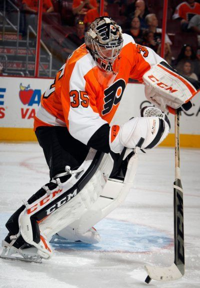 Philadelphia Flyers G Steve Mason