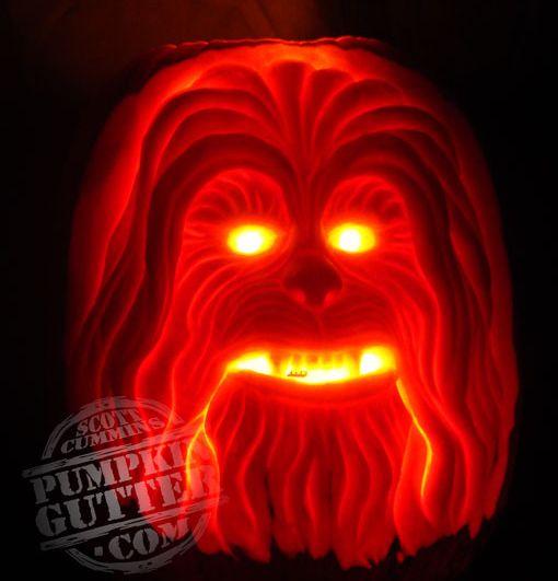 Pumpkin Carving Ideas Star Wars: 193 Best Images About Halloween On Pinterest