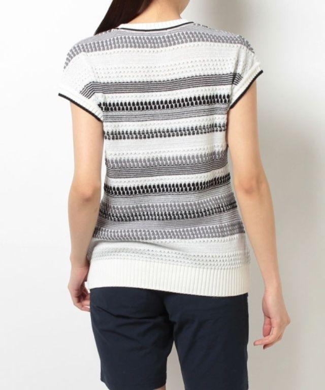 【ニットベスト(15SS)】Munsingwear