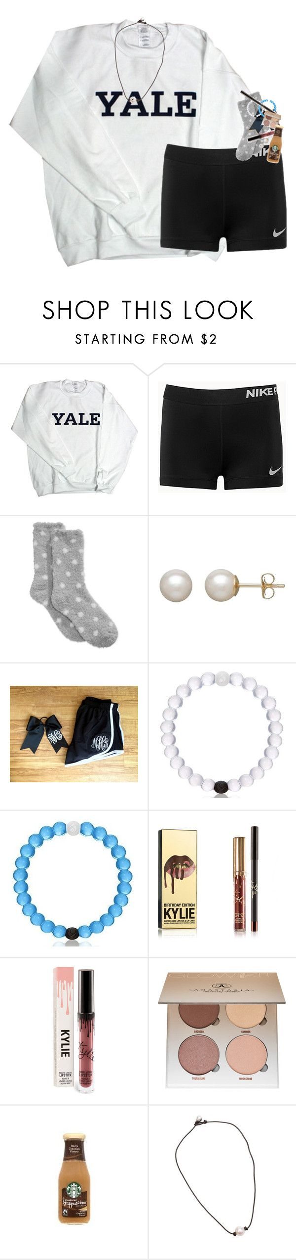 """""""i'm going to start making tips!!1!1!!11!"""" by classynsouthern ❤ liked on Polyvore featuring NIKE, Charter Club, Honora, Everest and Anastasia Beverly Hills"""