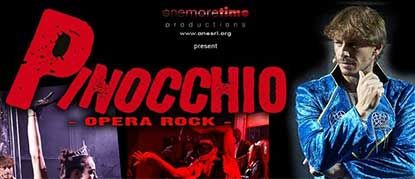 Pinocchio - Opera rock (02/02/2014) http://www.discoverpadova.com/index.php/eventi-a-padova/452-pinocchio-opera-rock/event_details