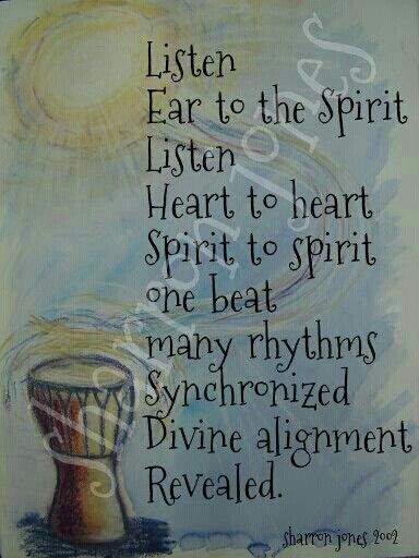 Divine Alignment Poem