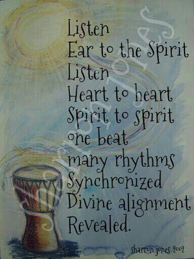 Divine Alignment Poem