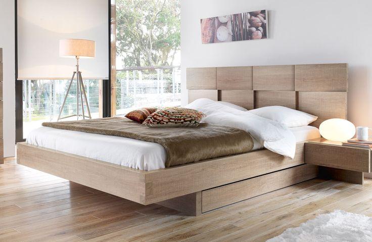 Lit 180 x 200 Collection Mervent | Fabricant de meubles Gautier