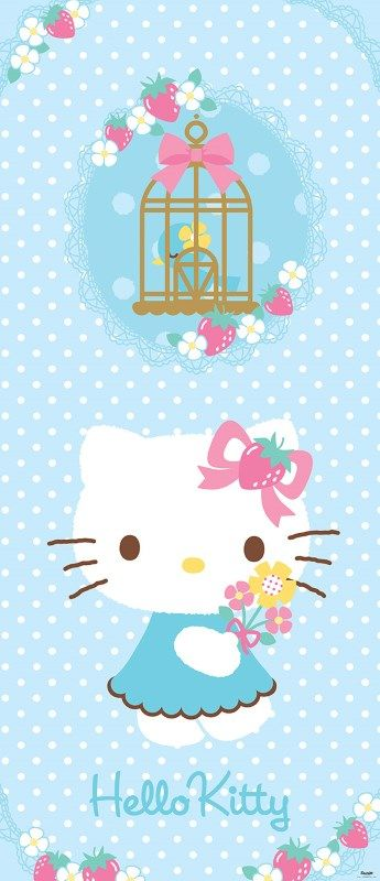 colant usa Hello Kitty blue