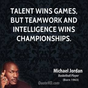 quotes about basketball teamwork | Michael Jordan Quotes | QuoteHD