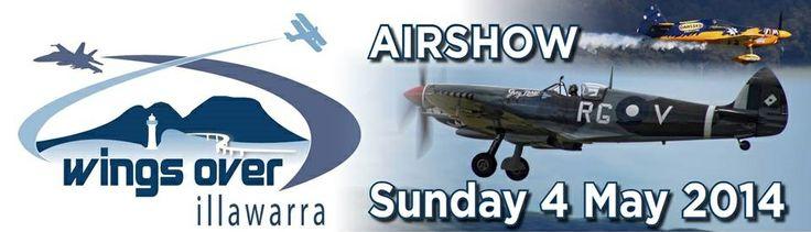 WOI Airshow Sunday 4 May 2014 Wollongong, Australia