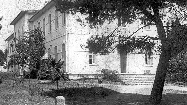 Bakırköy Ruh Sinir Hastanesi 1930