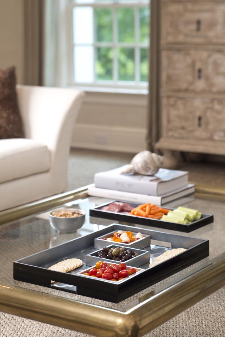 Decorative Trays For Ottomans 25 Best Decorative Trays Images On Pinterest  Decorative Trays