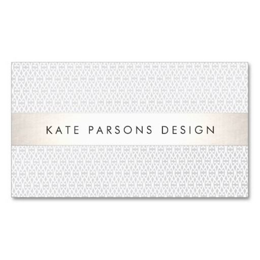 201 best interior design and furniture customizable business cards elegant chic designer silver striped pattern business card colourmoves