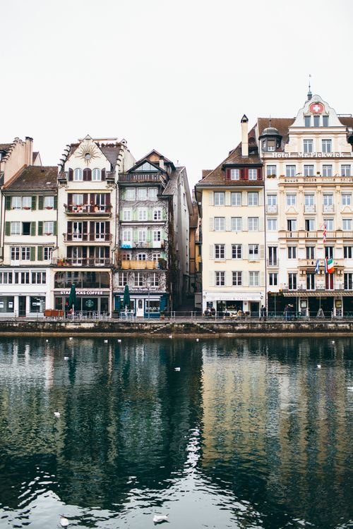 Lucerne, Switzerland If I could go back I would