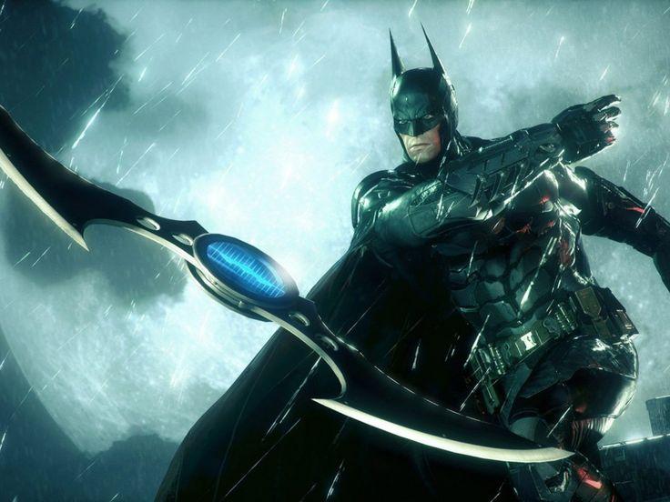 Batman Arkham Knight Batarang (bat Ax) Hd Wallpapers For Mobile