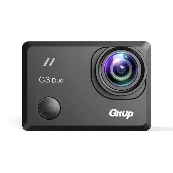 Gitup G3 Duo PRO Packaging Sport DV 2 Inch Tough Screenn Actioncamera Sony Sensor