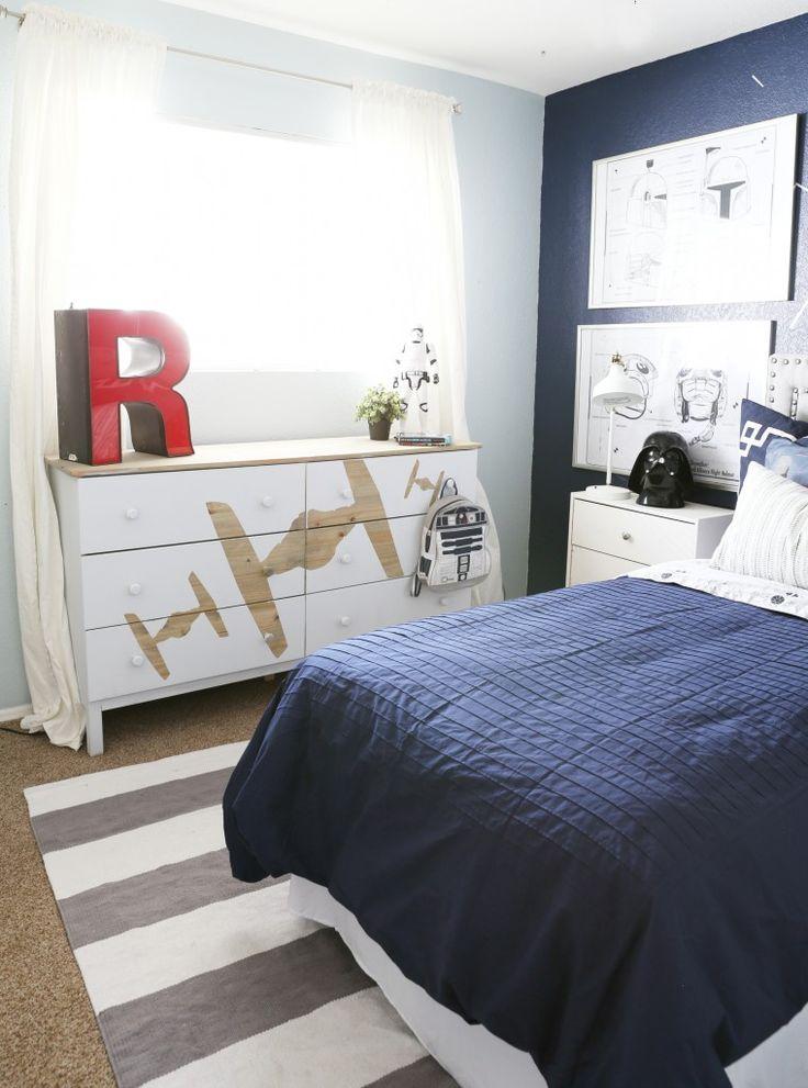 Best 25 Star Wars Bedroom Ideas On Pinterest Star Wars Room Star Wars Room Decor And Boy Star Wars Room